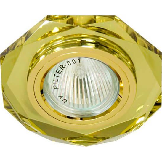Светильник Feron 8020-2 Золото