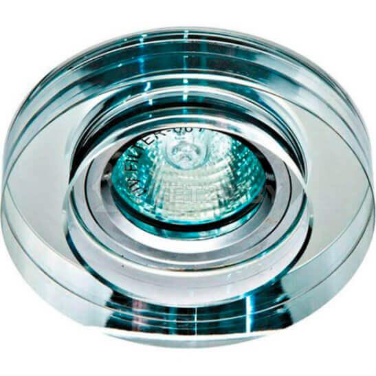Светильник Feron 8080-2 Серебро