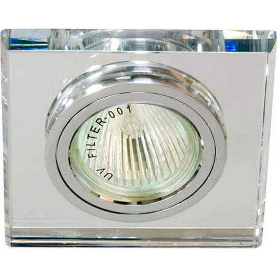 Светильник Feron 8170-2 Серебро