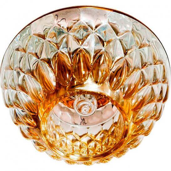 Светильник Feron JD187 Золото.