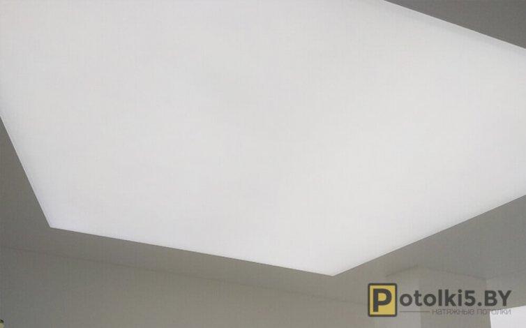 Светопотолок в стиле минимализма