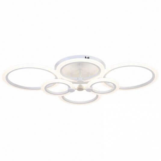 Купить светодиодную люстру Profit Light 1376/6 WHT 148W