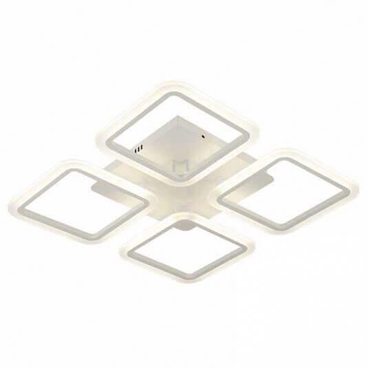 Купить светодиодную люстру Profit Light 1375/4 WHT 120W