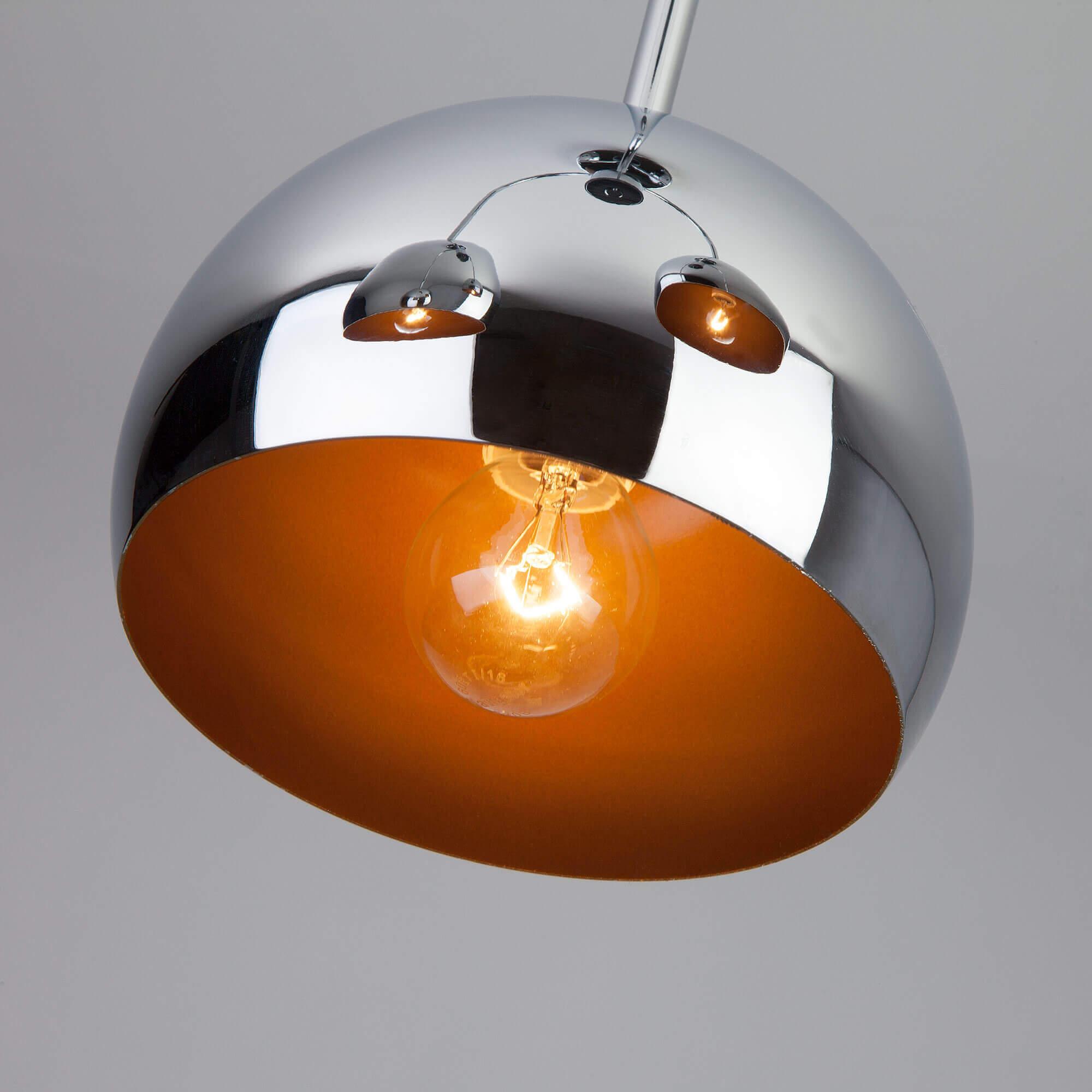 Купить светодиодную люстру 70067/5 хром