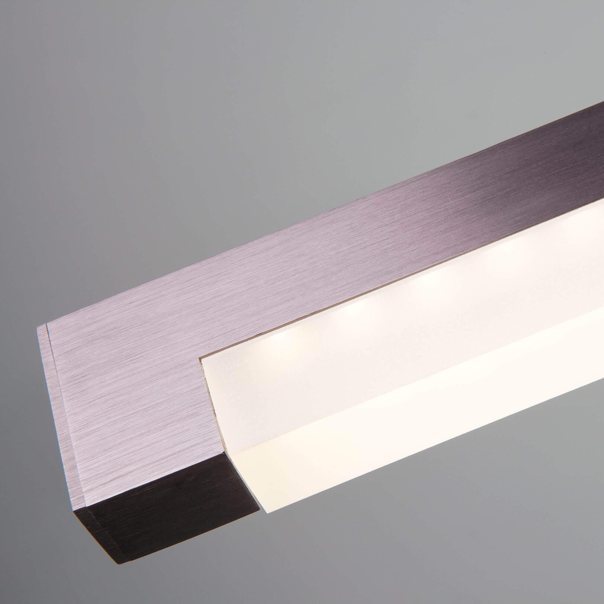 Купить светодиодную люстру 90030/1 коричневый